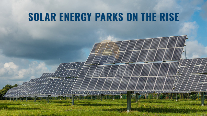 Solar Energy Parks on the Rise