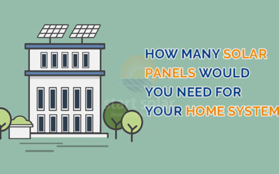 How many Solar Panels would you need for your Home System?